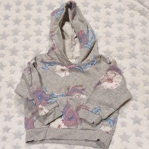 Size 1 Bonds hooded jumper
